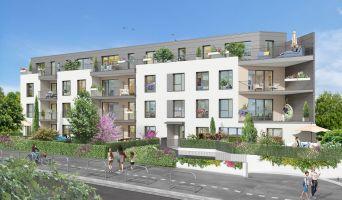 Photo du Résidence « Zenithude » programme immobilier neuf en Loi Pinel à Caen