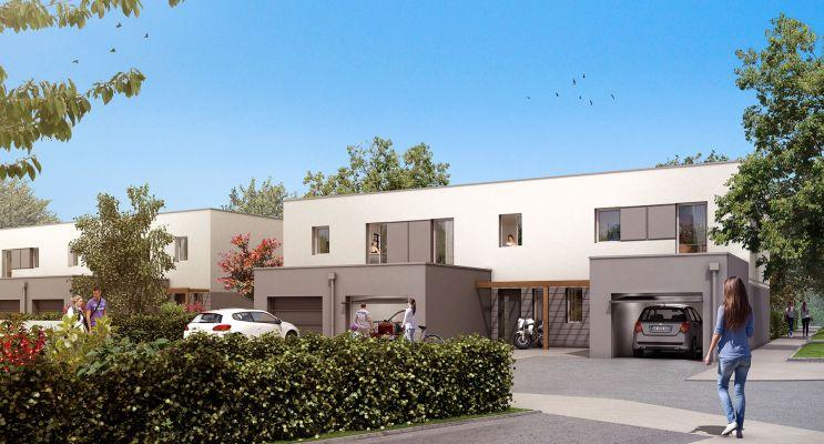 Photo du Résidence « Les Villas Saint Germain » programme immobilier neuf à Cagny