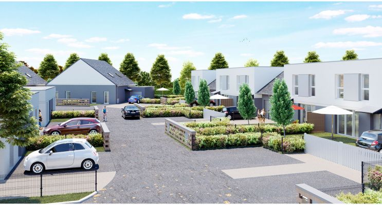 Photo n°2 du Résidence « Les Villas Saint Germain » programme immobilier neuf à Cagny
