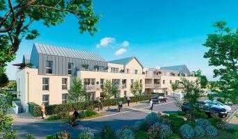 Photo du Résidence « Le Val 3 » programme immobilier neuf en Loi Pinel à Carpiquet