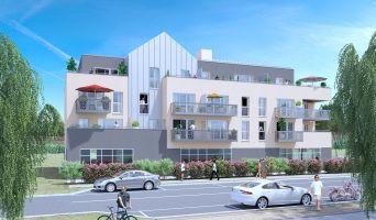 Résidence « Le Val » programme immobilier neuf en Loi Pinel à Carpiquet n°2