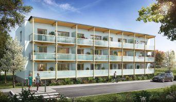 Colombelles : programme immobilier neuf « Blue Garden » en Loi Pinel
