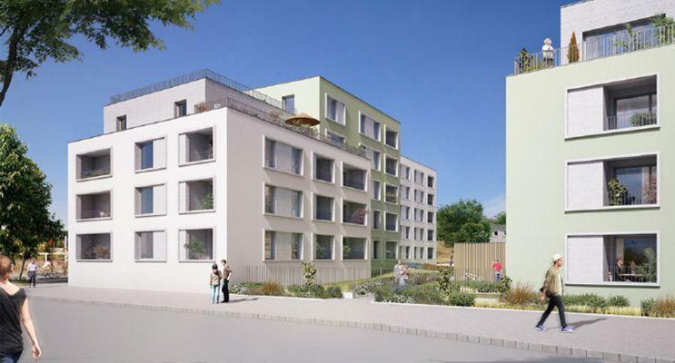 Colombelles programme immobilier neuf « Etoile d'Argent » en Loi Pinel