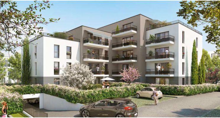 Photo n°2 du Résidence « Le Domaine De Nacre » programme immobilier neuf en Loi Pinel à Colombelles