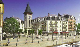 Deauville programme immobilier neuve « Les Jardins d'Eugenie Nue Pro »  (3)