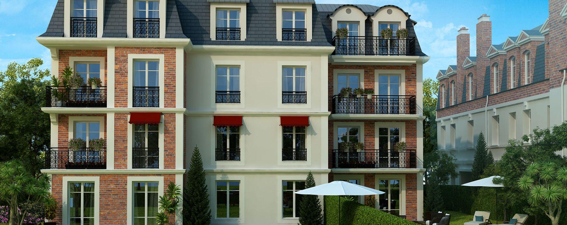 Résidence Les Nymphéas Bât. B à Deauville