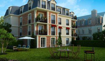 Photo du Résidence « Les Nymphéas Bât. B » programme immobilier neuf en Loi Pinel à Deauville