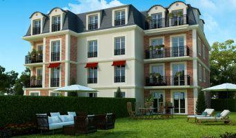Photo n°2 du Résidence « Les Nymphéas Bât. B » programme immobilier neuf en Loi Pinel à Deauville