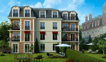 Photo n°3 du Résidence « Les Nymphéas Bât. B » programme immobilier neuf en Loi Pinel à Deauville