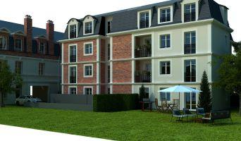 Photo n°4 du Résidence « Les Nymphéas Bât. B » programme immobilier neuf en Loi Pinel à Deauville