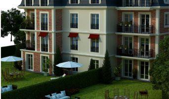 Photo n°5 du Résidence « Les Nymphéas Bât. B » programme immobilier neuf en Loi Pinel à Deauville