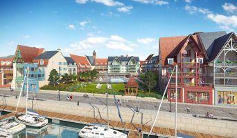 Programme immobilier neuf à Deauville (14800)