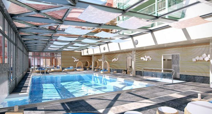 Résidence « Presqu'Île De La Touques » programme immobilier neuf à Deauville n°3