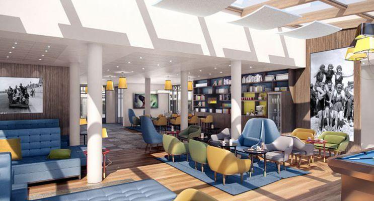 Résidence « Presqu'Île De La Touques » programme immobilier neuf à Deauville n°4