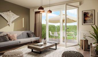 Épron programme immobilier neuve « Cavalii »  (3)