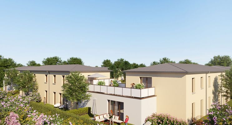 Résidence « Clos Tamarii » programme immobilier neuf à Éterville n°1