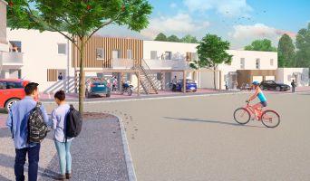 Photo du Résidence « Esprit City » programme immobilier neuf en Loi Pinel à Fleury-sur-Orne
