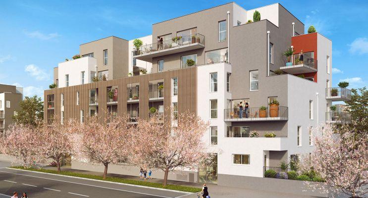 Photo du Résidence « Les Rives du Parc 2 » programme immobilier neuf en Loi Pinel à Fleury-sur-Orne