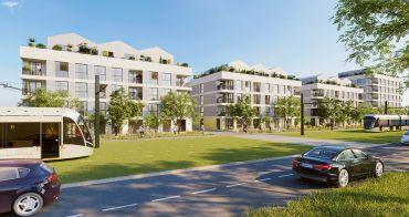 Fleury-sur-Orne programme immobilier neuf « Les Terrasses de L'Etang » en Loi Pinel