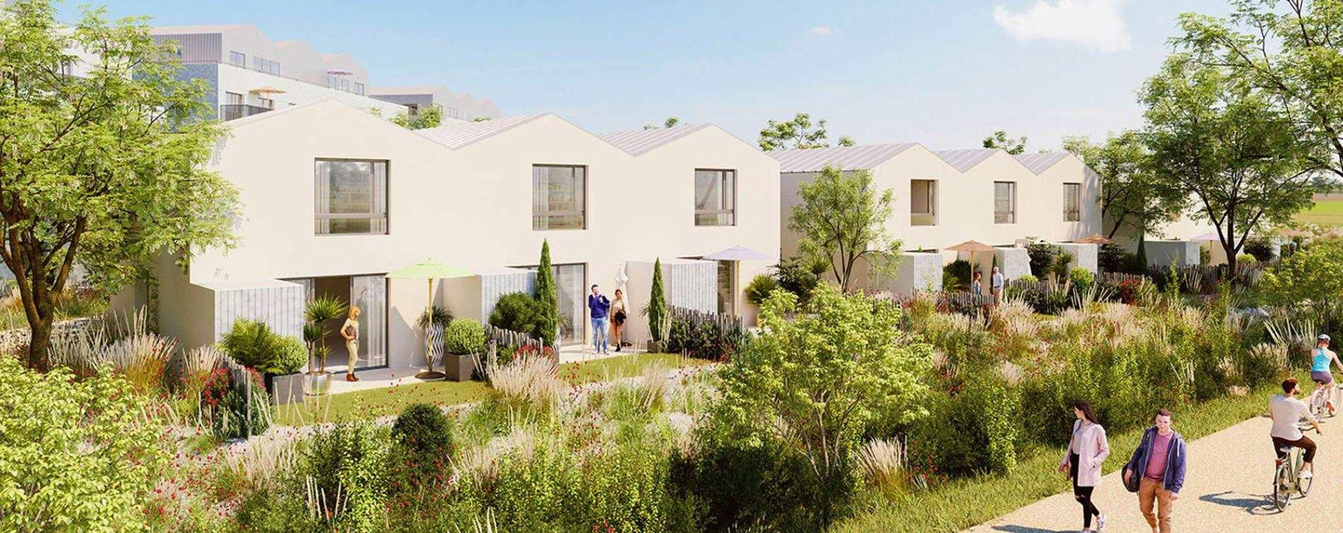 Fleury-sur-Orne : programme immobilier neuve « Les Terrasses de L'Etang » en Loi Pinel (3)