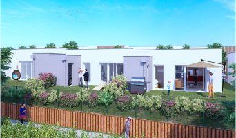 Résidence « Les Villas Jardin » programme immobilier neuf en Loi Pinel à Fleury-sur-Orne