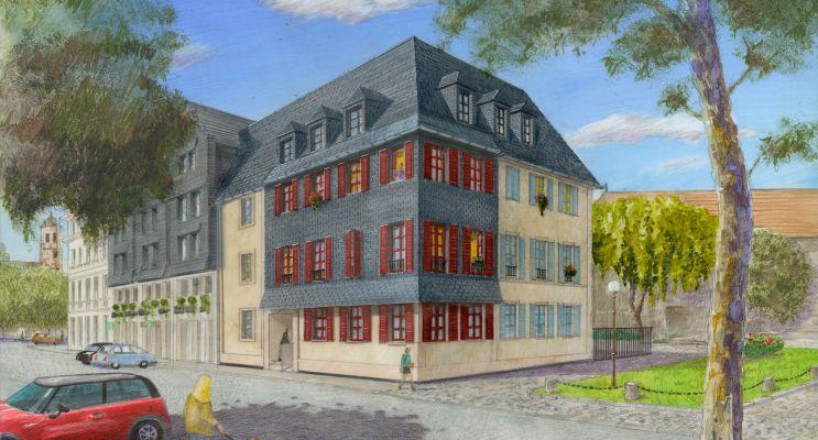 Photo du Résidence « Résidence du Bassin du Centre » programme immobilier à rénover en Loi Malraux à Honfleur