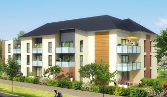 Photo du Résidence « Versatii TR2 » programme immobilier neuf en Loi Pinel à Honfleur