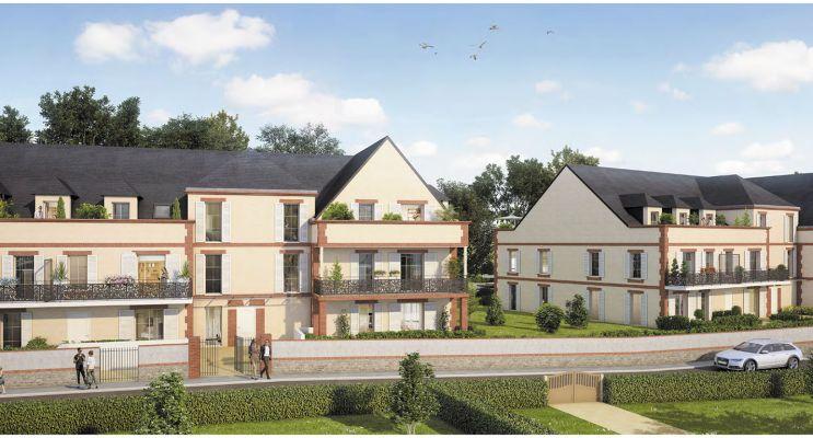 Photo du Résidence « Villas Aquarelle » programme immobilier neuf en Loi Pinel à Honfleur
