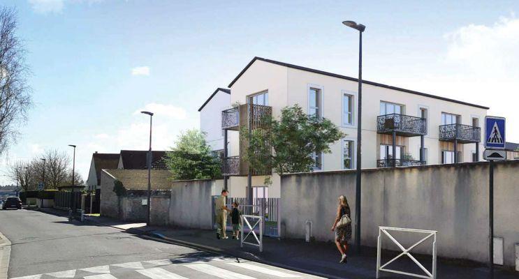 Photo du Résidence « En Aparte » programme immobilier neuf à Ifs