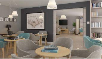 Ouistreham programme immobilier neuve « Les Voiles » en Loi Pinel  (2)