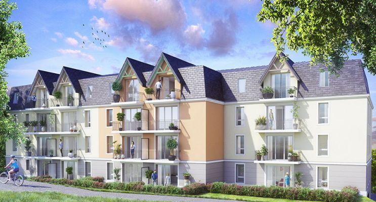 Résidence « Les Balcons D'Acadie 2 » programme immobilier neuf à Pont-l'Evêque n°2
