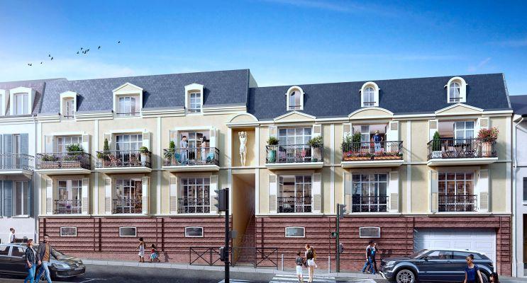 Résidence « Calixte » programme immobilier neuf en Loi Pinel à Trouville-sur-Mer n°2