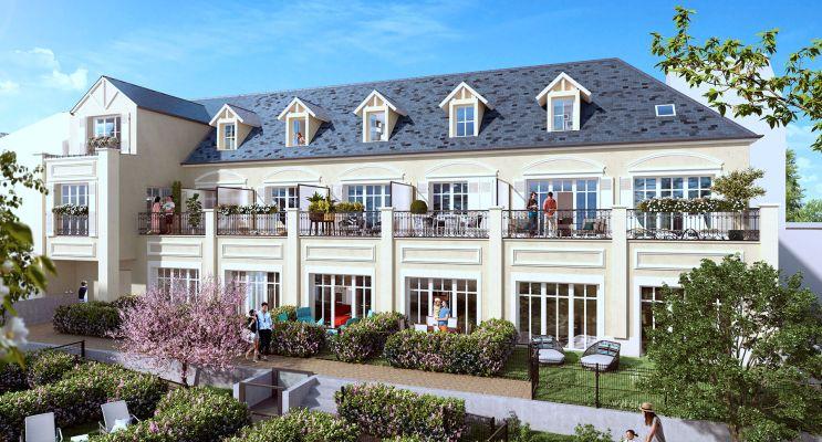 Résidence « Calixte » programme immobilier neuf en Loi Pinel à Trouville-sur-Mer n°3