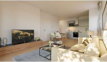 Verson programme immobilier neuve « So Green » en Loi Pinel  (2)