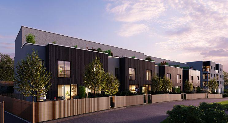 Verson : programme immobilier neuf « So Green » en Loi Pinel