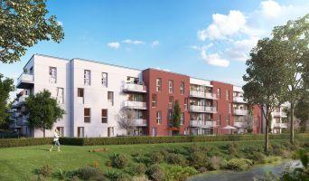 Photo du Résidence « Les JArdins de Pissarro » programme immobilier neuf en Loi Pinel à Gisors