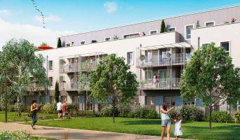 Vernon : programme immobilier neuf « Green Way » en Loi Pinel