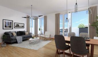Résidence « Les Allées Viretii Tr2 » programme immobilier à rénover en Loi Pinel ancien à Vernon n°2