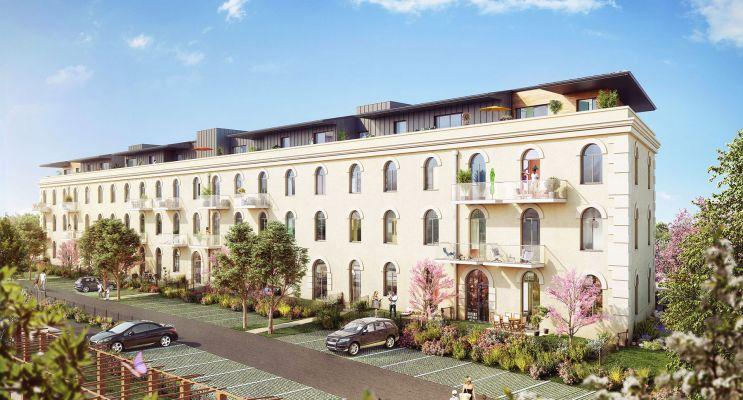 Photo du Résidence « Les Allées Viretii TR2 » programme immobilier neuf en Loi Pinel à Vernon
