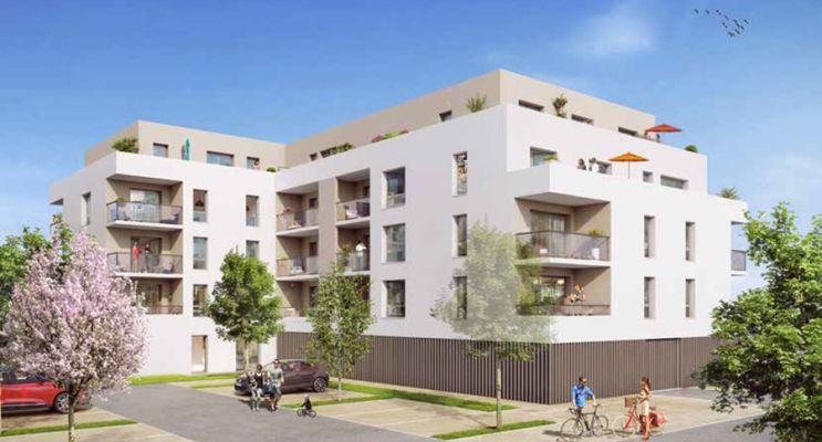 Photo du Résidence « Archipel » programme immobilier neuf à Cherbourg-Octeville