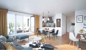 Résidence « Villa Bihorel » programme immobilier neuf en Loi Pinel à Bihorel n°3