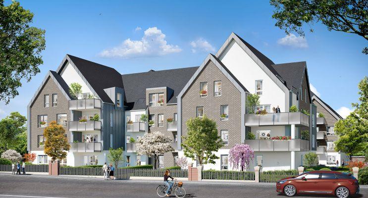Photo du Résidence « Villa Bihorel » programme immobilier neuf en Loi Pinel à Bihorel