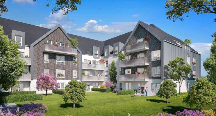 Photo n°2 du Résidence neuf « Villa Bihorel »