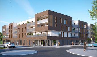 Photo du Résidence « Villa Cassinii » programme immobilier neuf en Loi Pinel à Bois-Guillaume