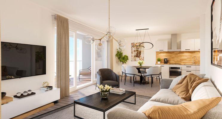 Résidence « Villa Cassinii » programme immobilier neuf en Loi Pinel à Bois-Guillaume n°4