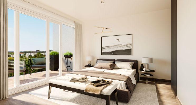 Résidence « Villa Cassinii » programme immobilier neuf en Loi Pinel à Bois-Guillaume n°5