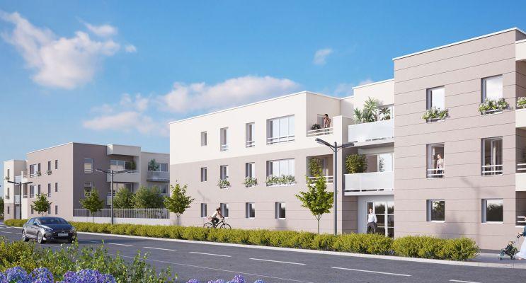 Photo du Résidence « Belamii » programme immobilier neuf en Loi Pinel à Canteleu