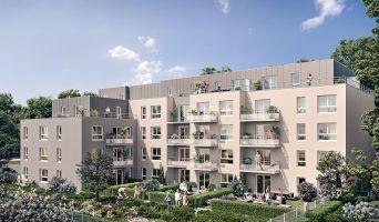 Cléon programme immobilier neuf « Les Terrasses d'Emeraude » en Loi Pinel