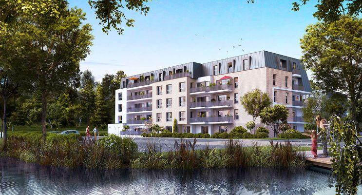 Photo du Résidence « Naturéa » programme immobilier neuf en Loi Pinel à Darnétal