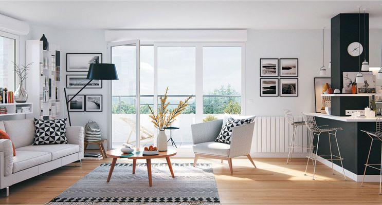 Résidence « Naturéa » programme immobilier neuf en Loi Pinel à Darnétal n°2